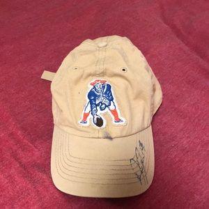 Patriots hat SIGNED